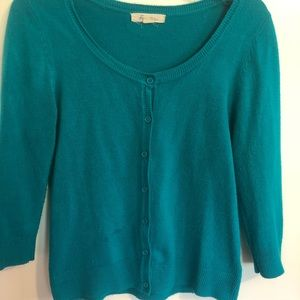 Forever 21 3/4 sleeve cardigan type sweater